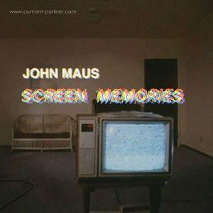 John Maus - Screen Memories (LP+MP3) (Domino)
