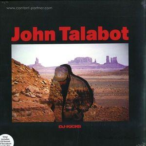 John Talabot - DJ Kicks (Deluxe Edition 2LP+CD/Gatefold (!K7)