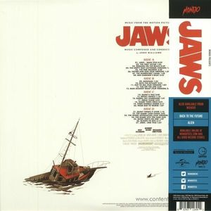 John Williams / OST - Jaws (Remastered 180 g 2 LP)