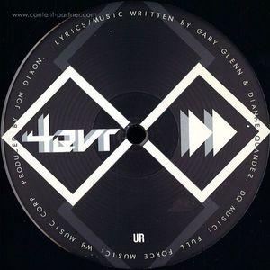 Jon Dixon - Fly Free EP (4EVR 4WRD)