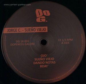 Jorge C. - Sueno Viejo (dopeness galore)