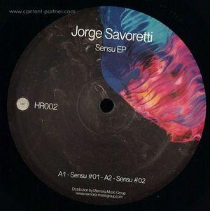Jorge Savoretti - Sensu EP (Hibit Records)