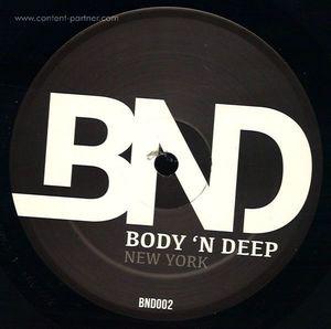 Jovonn - Hesperia Soul (Body 'N Deep)