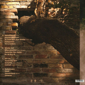 Joy Denalane - Gleisdreieck (2LP + MP3)