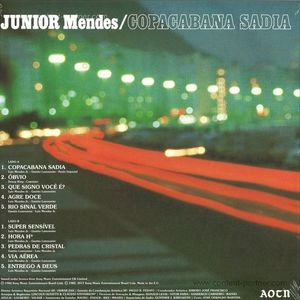 Junior Mendes - Copacabana Sadia (LP)