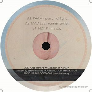 KAAM, MAD LEE, NLY1P - Hodenhouse 001 (Vinyl Only)