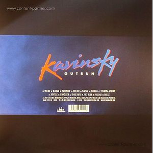 KAVINSKY - OUTSUN