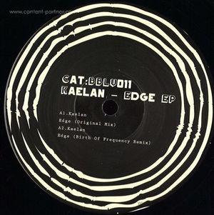 Kaelan - Edge EP (black brook limited)