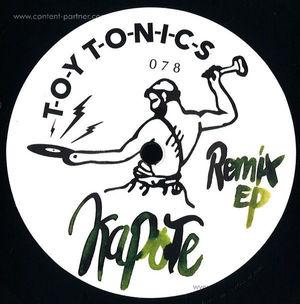 Kapote - Remix Ep (Toy Tronics)