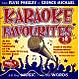 Karaoke/Various Karaoke Favourites CD