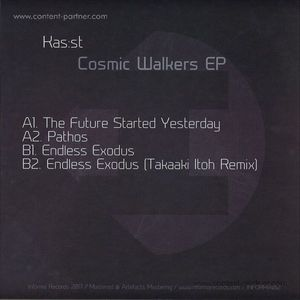 Kas:st - Cosmic Walkers Ep