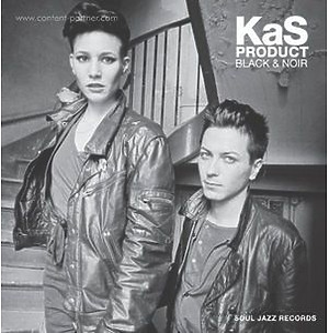 Kas Product - Black & Noir (Soul Jazz Records)