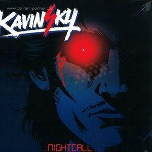 Kavinsky - Night Call (repressed) (record makers)