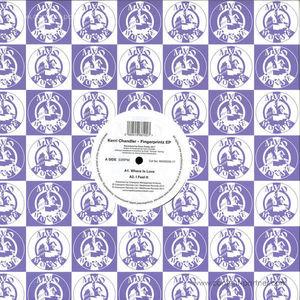 Kerri Chandler - Fingerprintz Ep (Madhouse)