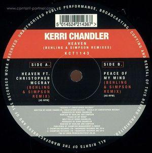 Kerri Chandler - Heaven (madhouse)