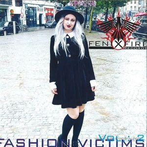 Kfactor / Vv303 / The Ascended Man / Pak - Fashion Victims II - Red Coloured Vinyl (FenixFire)