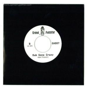 King General / Adam Prescott - World Gone Crazy - Vinyl Only
