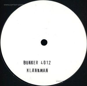 Klankman - Bunker 4012 (Bunker Records)