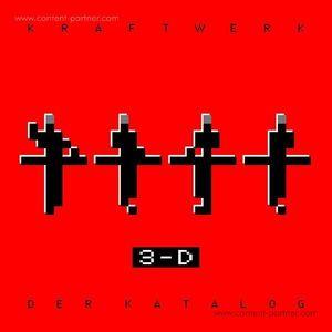 Kraftwerk - 3D Der Katalog (9LP Box) (PLG UK)
