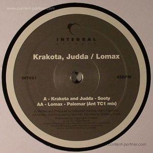 Krakota & Judda/Lomax - Sooty / Palomar (integral records)
