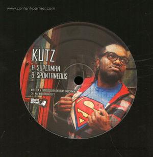 Kutz - Superman / Spontaneous (wheel & deal records)