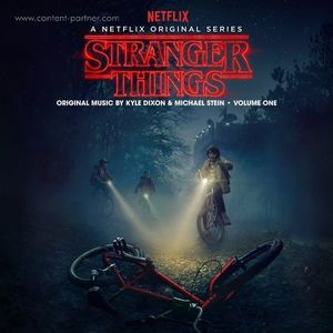 Kyle Dixon & Michael Stein - Stranger Things 2 (Netflix OST) Clear/Sp (Pias UK/Invada Records)