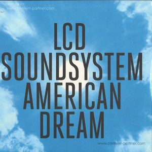 LCD Soundsystem - American Dream (2LP) (Columbia)