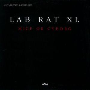 Lab Rat XL - Mice or Cyborg (clone classic cuts)
