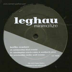 Leghau - Minimalize (Mike Wall Remix) (flicker rhythm music)