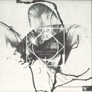 """Leonel Castillo - Deep Blue (2x12"""") (sushitech)"""