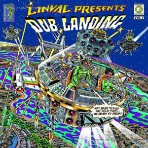 Linval Thompson - Dub Landing Vol.1 (2LP+Poster) (Greensleeves)