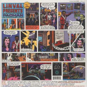 Linval Thompson - Linval Presents: Encounters Pac Man (2LP