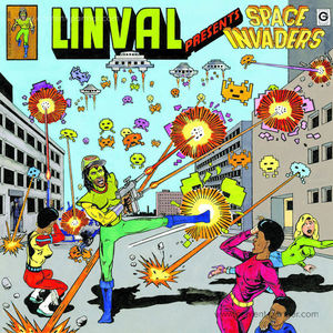 Linval Thompson - Linval Presents: Space Invaders (2LP+Pos (Greensleeves)