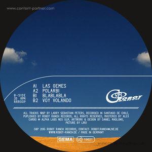 Liro - Las Gemes EP
