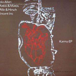 Lola Allen/mateo & Matos/ Mille & Hirsch - Karma Ep (AntiDEEPressant)