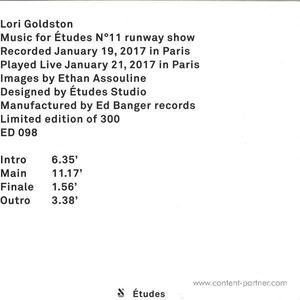 Lori Goldston - Music For Tudes N11