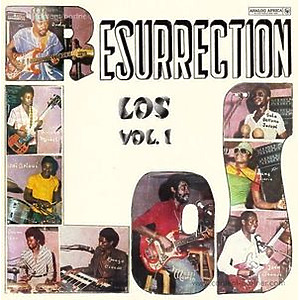 Los Camaroes - Resurrection Los (LP) (ANALOG AFRICA)