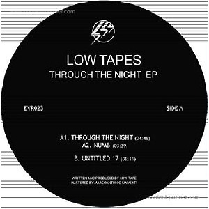 Low Tape - Through The Night EP (Echovolt)