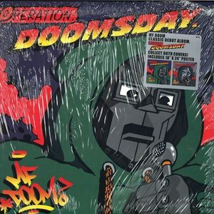 MF Doom - Operation: Doomday (7x7'' Box) (Get On Down)