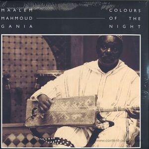 Maalem Mahmoud Gania - Colours Of The Night (Remastered 2LP) (Hive Mind)