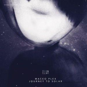 Maceo Plex - Journey To Solar (Ltd. Coloured Vinyl 2L (ellum audio)