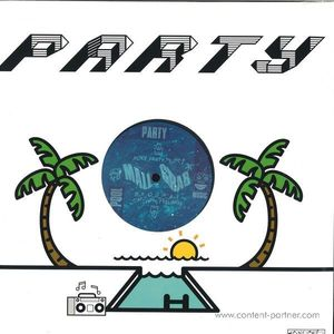 Mall Grab - Pool Party EP (Hot Haus)