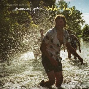 Mamas Gun - Golden Days (LP) (Legere Recordings)