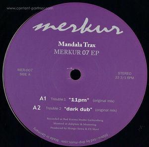 Mandala Trax - Merkur 07 EP (merkur)