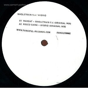 Mandat / Rocco Caine - Wholetrain 5.4 / Hybrid (Fanciful Limited)