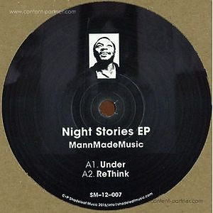 Mannmademusic - Night Stories EP (Shadeleaf Music)