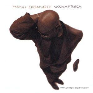 Manu Dibango - Wakafrika (2LP reissue) (Wagram)
