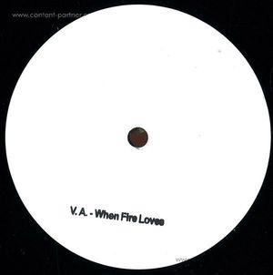 Marc de Vole & Florian Neubauer - When Fire Loves (VINYL ONLY) (Still & Heimlich)