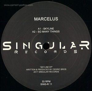 Marcelus - Skyline EP (Singular records)