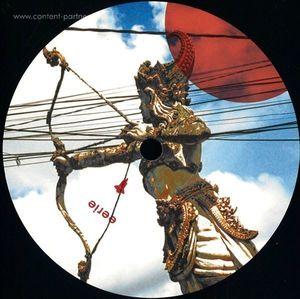 Marco Shuttle - Oscillate EP (eerie)
